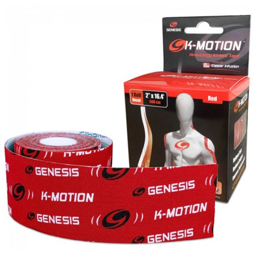 Genesis K-Motion Tape Roll Red Main Image