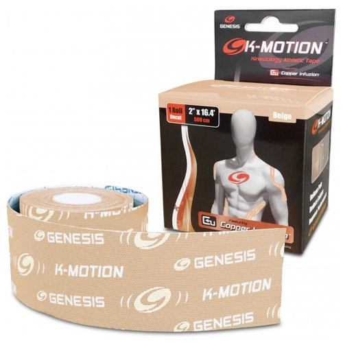Genesis K-Motion Tape Roll Beige Main Image