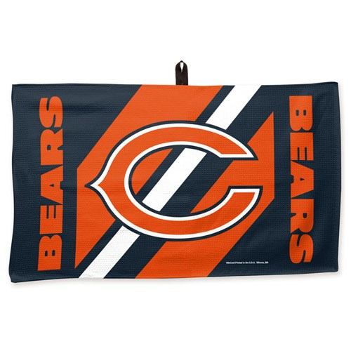 Master NFL Towel Chicago Bears 14X24