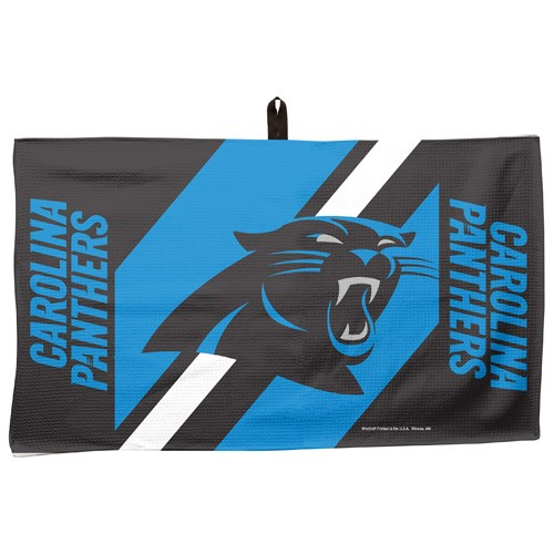 NFL Towel Carolina Panthers 14X24