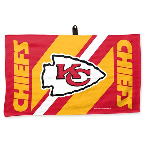 Master NFL Towel Kansas City Chiefs 14X24