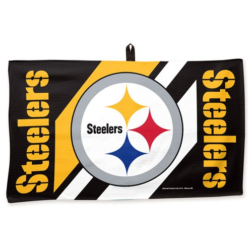 Master NFL Towel Pittsburgh Steelers 14X24
