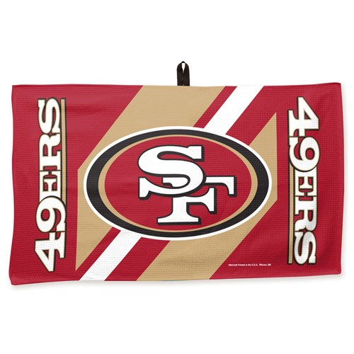 NFL Towel San Francisco 49ers 14x24