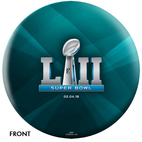 OnTheBallBowling 2018 Super Bowl 52 Champions Philadelphia Eagles Main Image