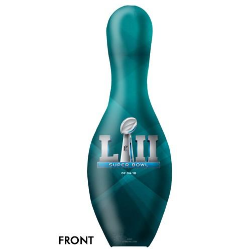 0bca4cb8ea71e OnTheBallBowling 2018 Super Bowl 52 Champions Philadelphia Eagles Pin