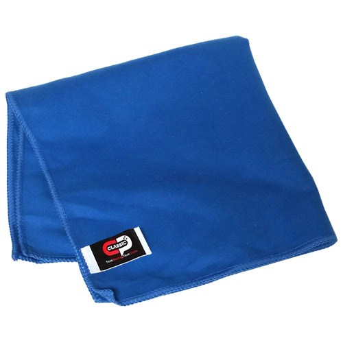Classic Micro Suede Towel Royal Main Image