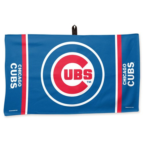 MLB Towel Chicago Cubs 14X24