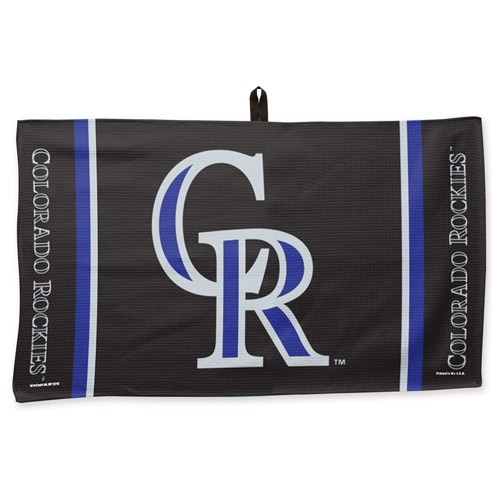 MLB Towel Colorado Rockies 14X24