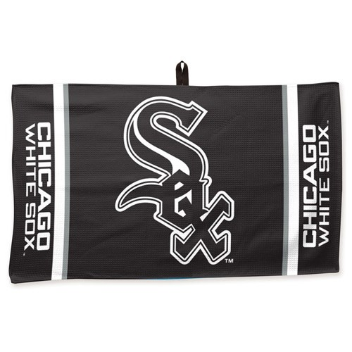 Master MLB Towel Chicago White Sox 14X24