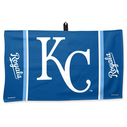MLB Towel Kansas City Royals 14X24