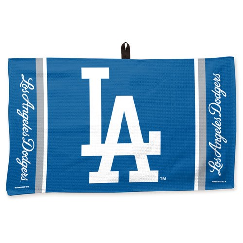 Master MLB Towel Los Angels Dodgers 14X24