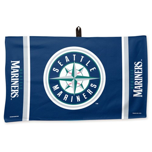 MLB Towel Seattle Mariners 14X24