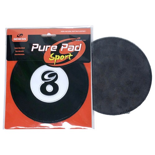 Genesis Pure Pad Sport Leather Ball Wipe 8-Ball Main Image