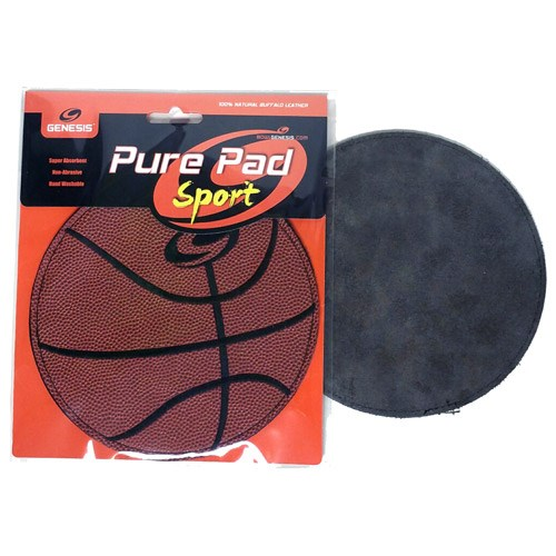 Genesis Pure Pad Sport Leather Ball Wipe Basketball Main Image