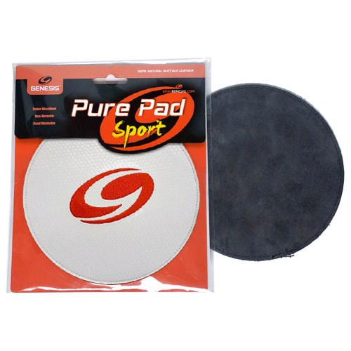 Genesis Pure Pad Sport Leather Ball Wipe Golf Ball Main Image