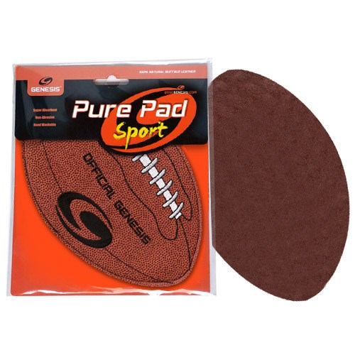 Genesis Pure Pad Sport Leather Ball Wipe Football Main Image