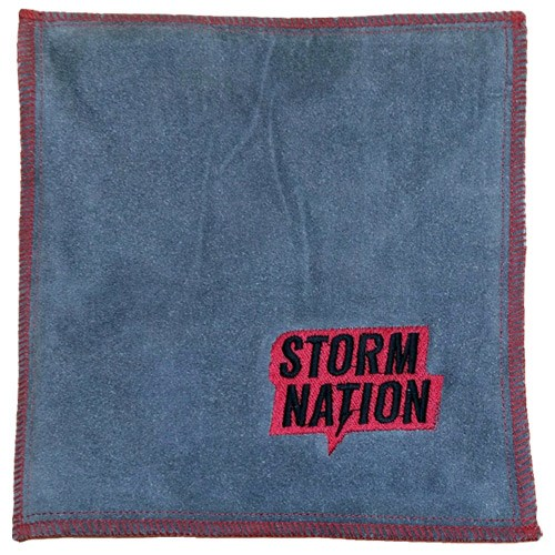 Storm Nation Shammy Red Main Image