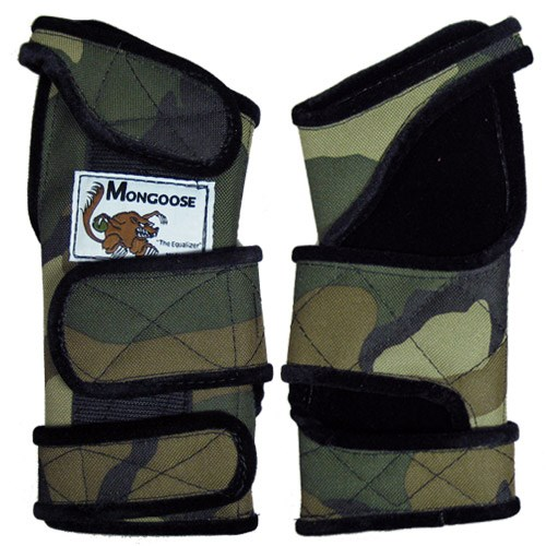 Mongoose Equalizer Wrist Support Camo LH Main Image