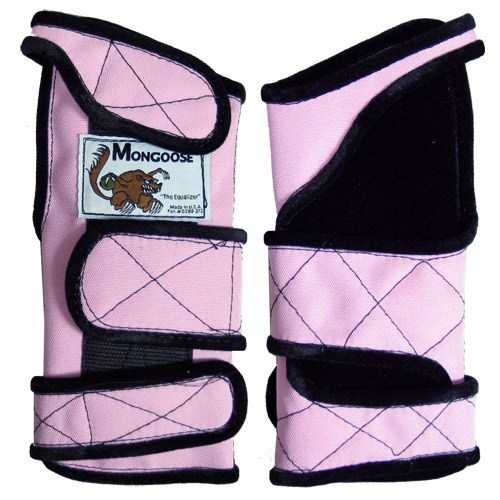 Mongoose Equalizer Wrist Support Pink LH Main Image