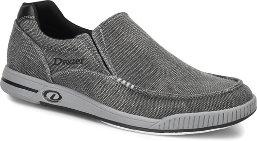 Dexter Mens Kam Charcoal Grey Main Image