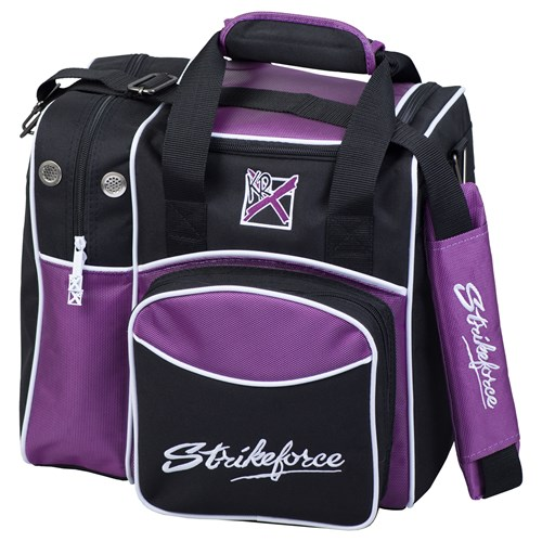 KR Strikeforce Flexx Single Tote Purple Main Image