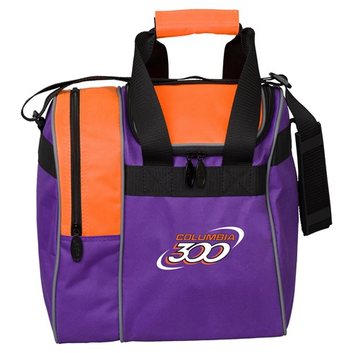 Columbia Team C300 Single Tote Purple/Orange Main Image