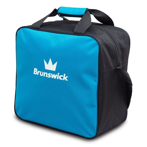 Brunswick TZone Single Tote Blue Wave Main Image
