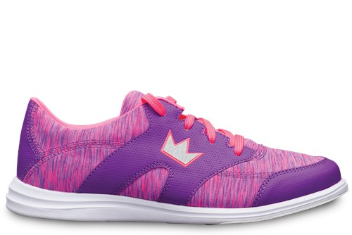 Brunswick Womens Karma Sport Purple/Pink Main Image