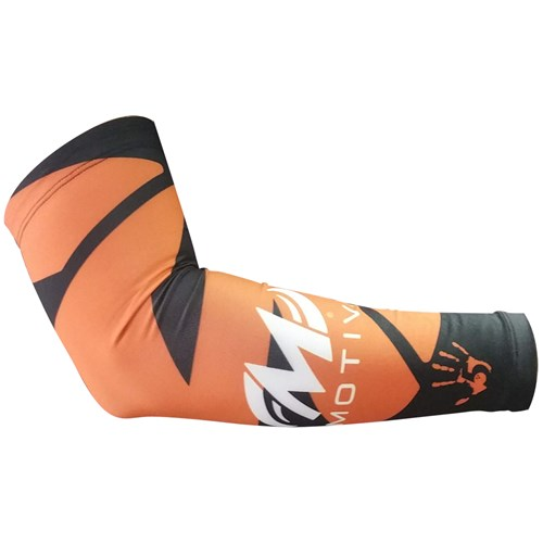 Motiv Konstriktor Power Sleeve Black/Orange Main Image