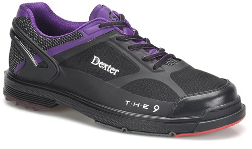 Dexter Mens THE 9 HT LE Black/Purple Right Hand or Left Hand Main Image
