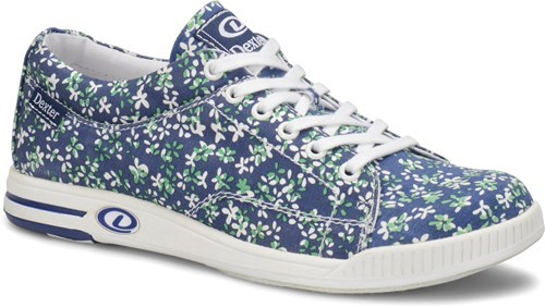 Dexter Womens Katie Blue Floral-ALMOST NEW Main Image