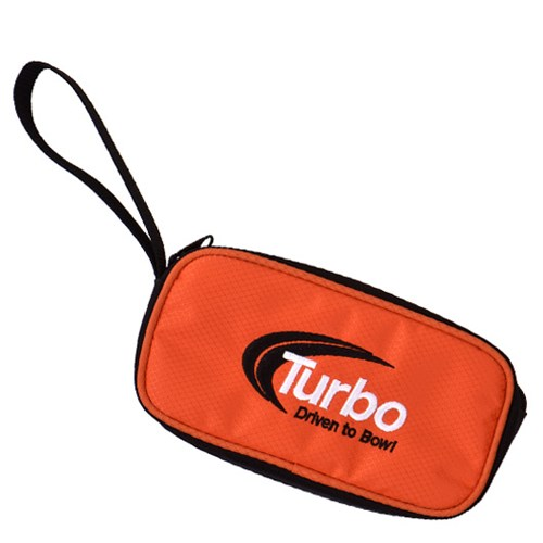 Turbo Driven to Bowl Mini Accessory Case Orange Main Image
