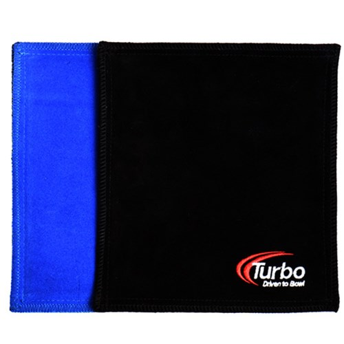 Turbo Dry Towel Blue/Black Main Image