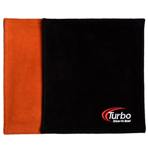 Turbo Dry Towel Orange/Black Main Image
