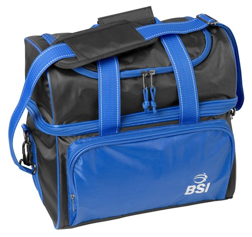 BSI Taxi Single Tote Black/Blue Main Image