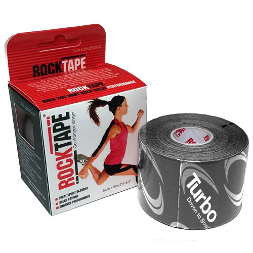 Turbo RockTape Energy Black 2