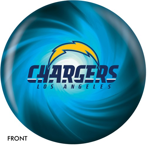 KR Strikeforce Los Angeles Chargers NFL Ball Main Image