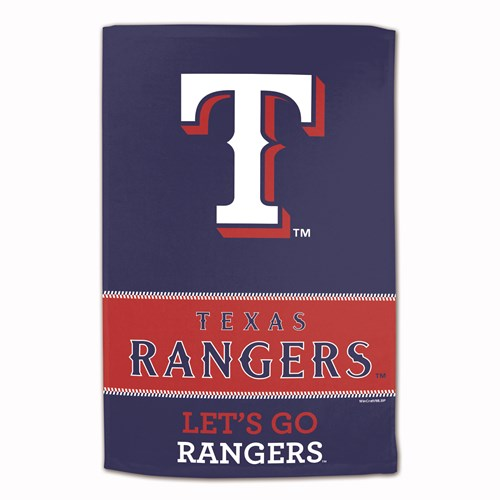 MLB Towel Texas Rangers 16X25