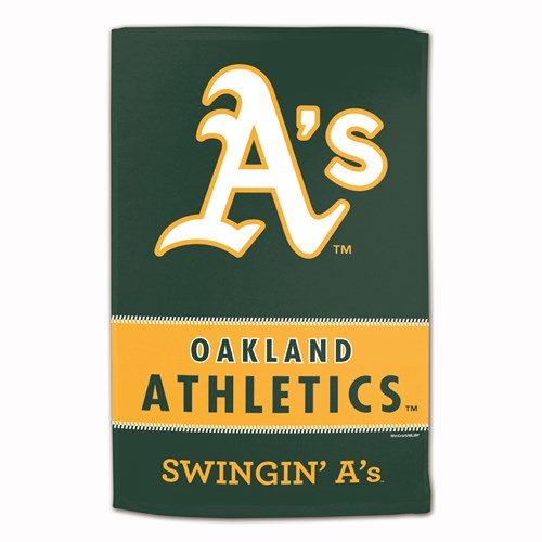 MLB Towel Oakland Athletics 16X25