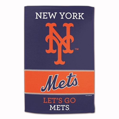 MLB Towel New York Mets 16X25