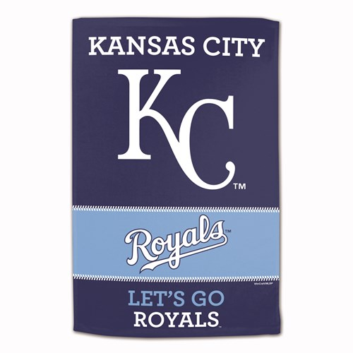 MLB Towel Kansas City Royals 16X25