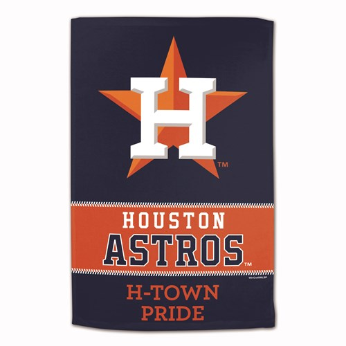 MLB Towel Houston Astros 16X25