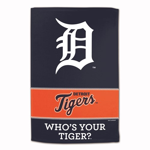 MLB Towel Detroit Tigers 16X25