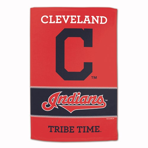 MLB Towel Cleveland Indians 16X25