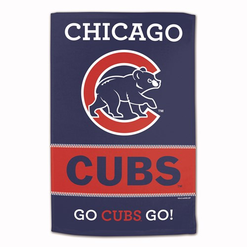 MLB Towel Chicago Cubs 16X25