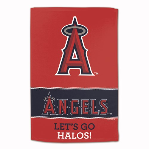 MLB Towel Los Angeles Angels 16X25