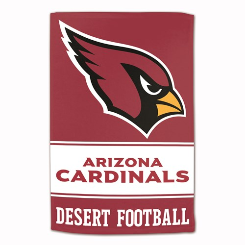 NFL Towel Arizona Cardinals 16X25 Main Image