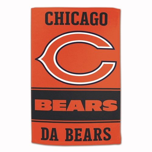 NFL Towel Chicago Bears 16X25 Main Image