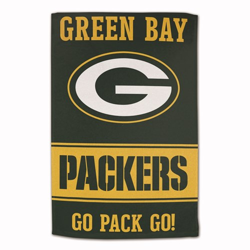 NFL Towel Green Bay Packers 16X25 Main Image