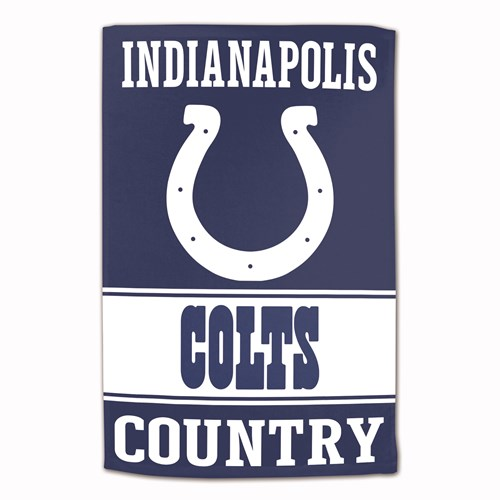 NFL Towel Indianapolis Colts 16X25 Main Image